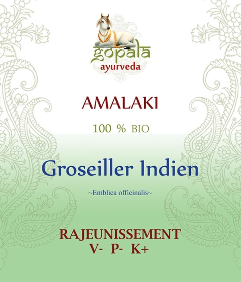 AMALAKI (Embilica officinalis) BIO Gopala A.