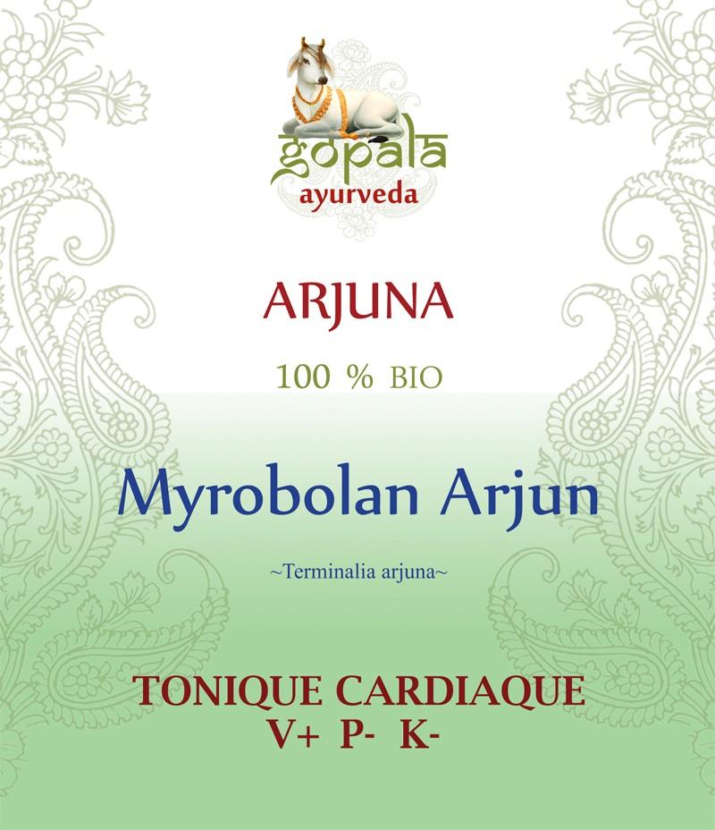 ARJUNA (Terminalia arjuna) BIO Gopala A.