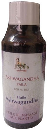 Gopala Ayurveda ASHWAGANDHA taila BIO
