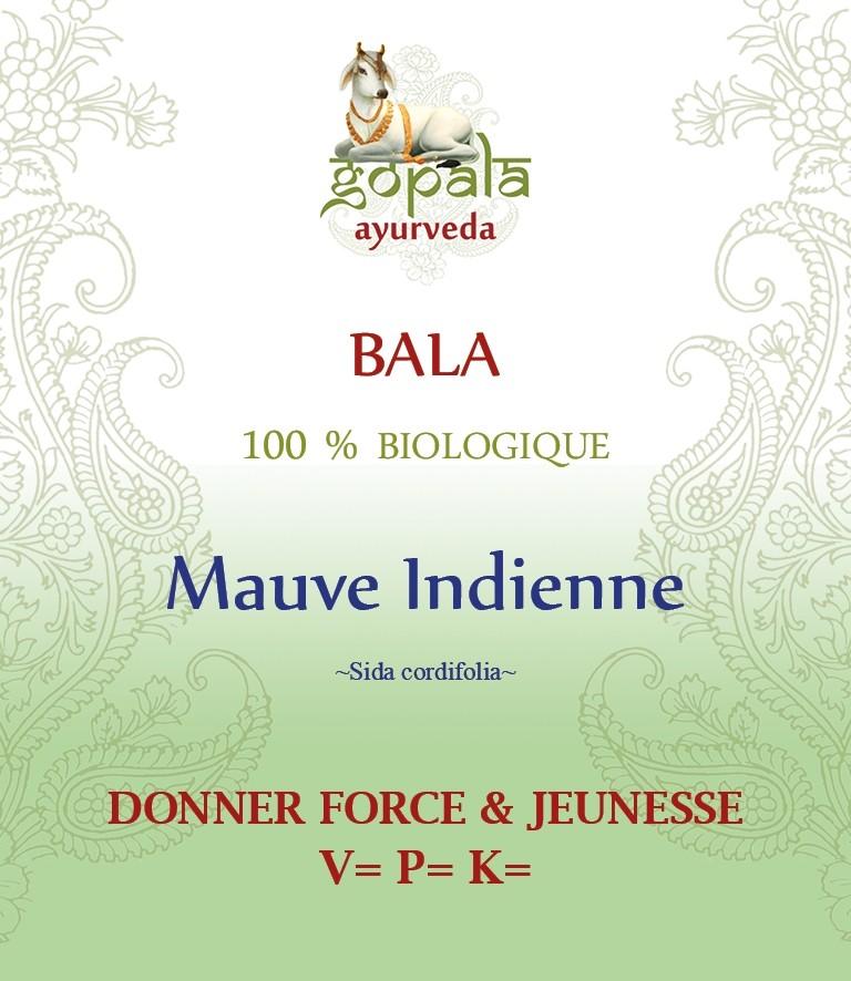 BALA (Sida Cordifolia) BIO Gopala A.