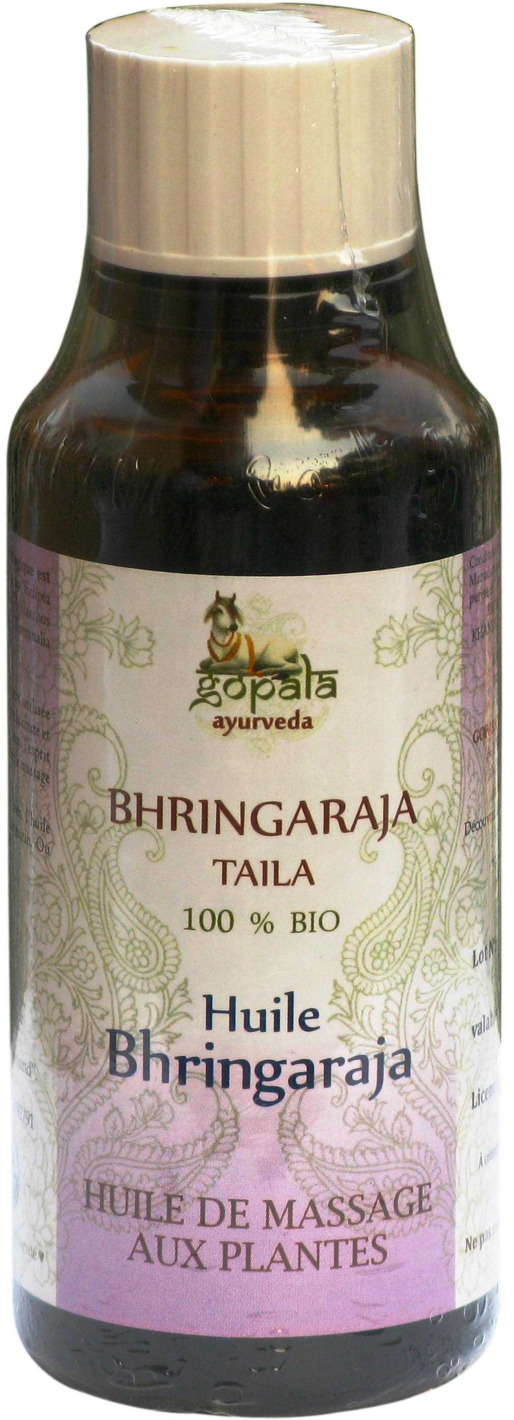 Gopala Ayurveda BHRINGARAJA taila BIO