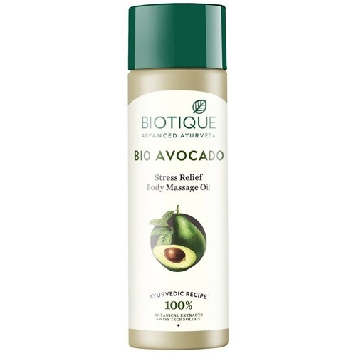 Biotique AVOCADO BODY MASSAGE OIL