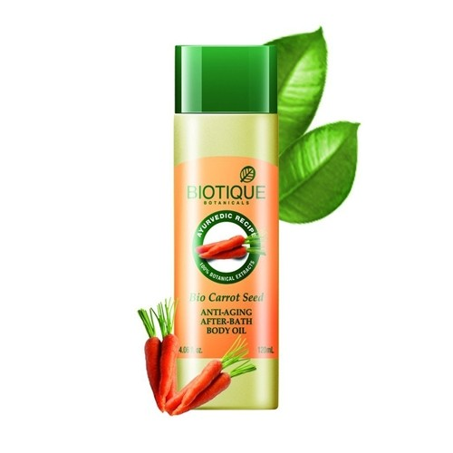 Biotique CARROT SEED AFTER BATH OIL