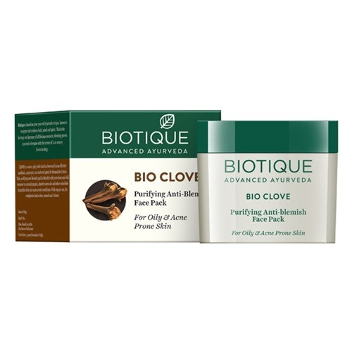 Biotique CLOVE AND WILD TUMERIC PACK