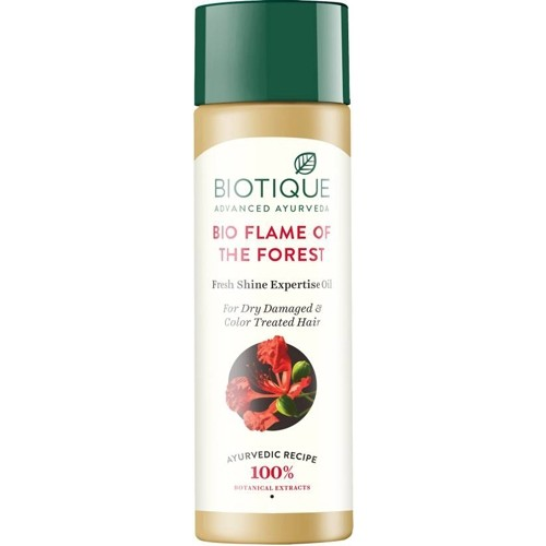 Biotique FLAME OF THE FOREST HAIR OIL