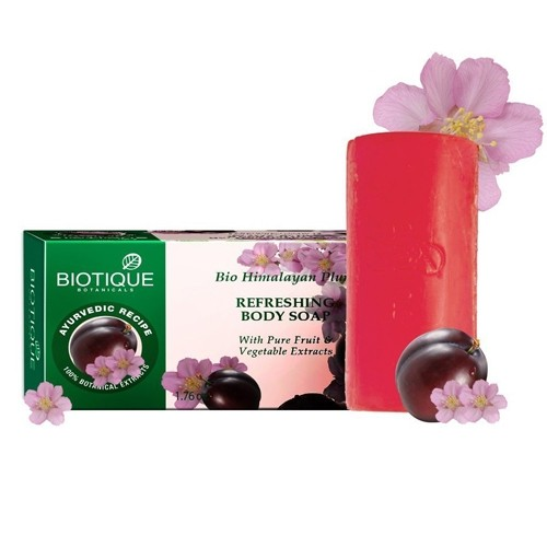 Biotique HIMALAYAN PLUM SOAP