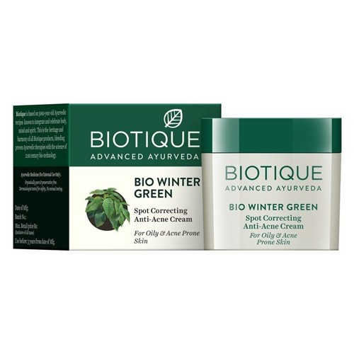 Biotique OIL OF WINTER GREEN CREAM