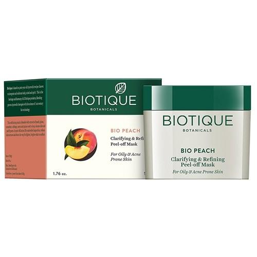 Biotique PEACHES AND PLUM PEEL OF PACK