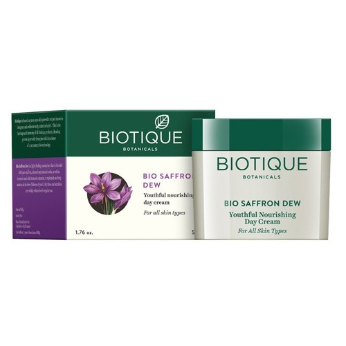 Biotique SAFFRON YOUTH DEW CREAM