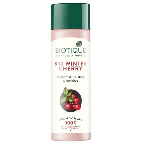 Biotique WINTER CHERRY BODY LOTION