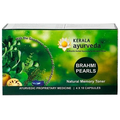 Kerala Ayurveda - BRAHMI PEARLS (gélules)