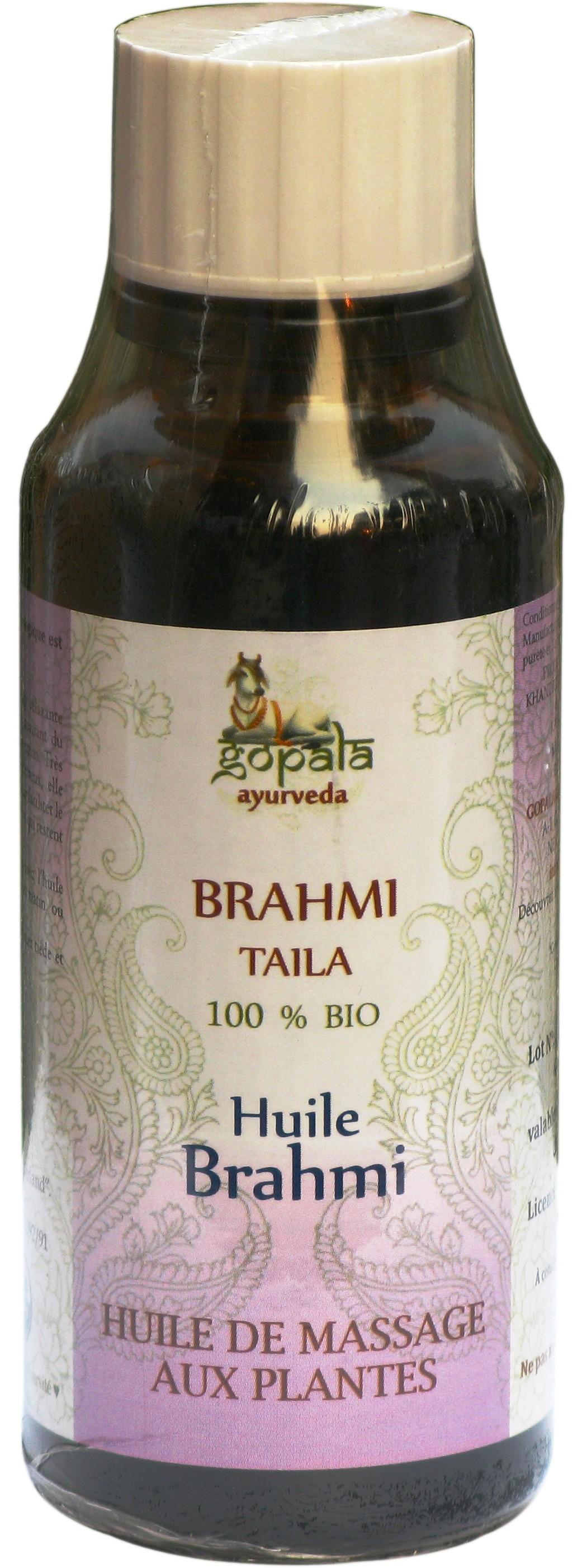 Gopala Ayurveda BRAHMI Taila BIO