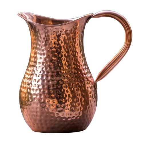 Copper Jug Water Pitcher