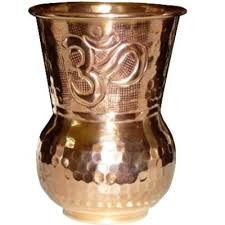 Copper Cup (Ayurvedic Detoxification Vessel)