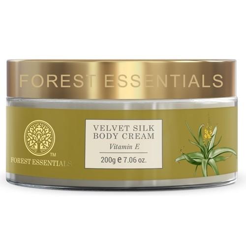 Forest Essentials VELVET SILK BODY CREAM