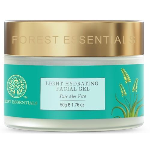 Forest Essentials PURE ALOE VERA LIGHT MOISTURING FACIAL GEL
