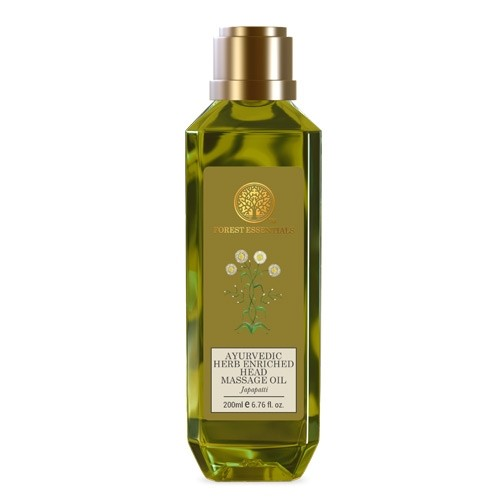 Forest Essentials AYURVEDIC HERB ENRICHED HEAD MASSAGE OIL