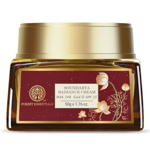 Forest Essentials SOUNDARYA RADIANCE CREAM WITH 24K GOLD