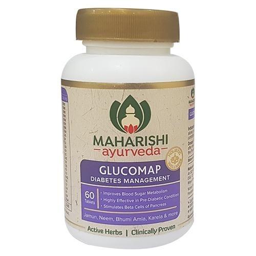 Maharishi A. GLUCOMAP