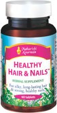 Maharishi A. MA953  Healthy Hair and Nails