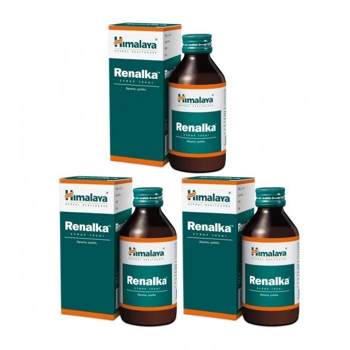 Himalaya RENALKA (3 paquets de 100ML) - complément alimentaires Ayurvédique