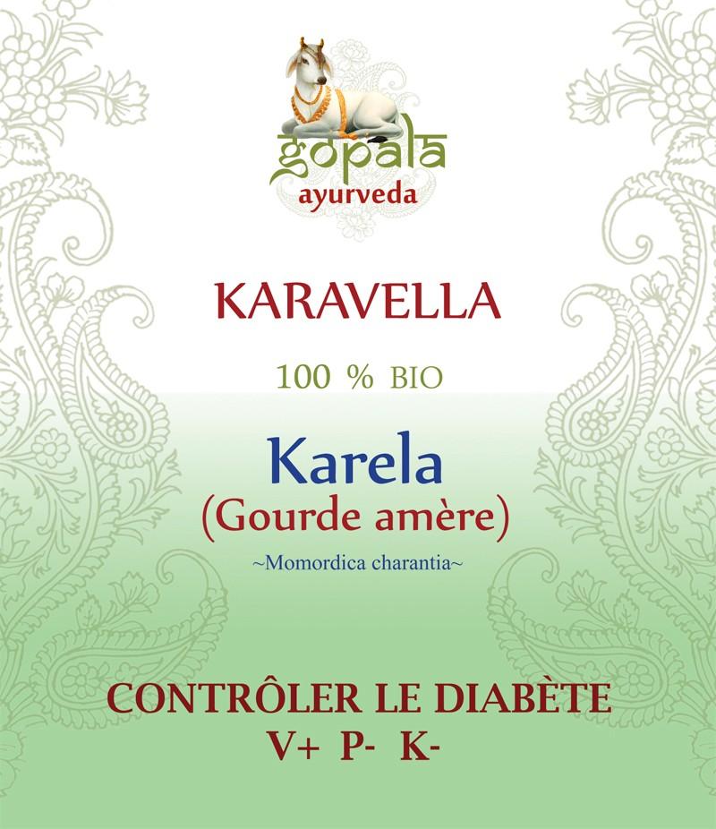 KARAVELLA -karela- (Momordica charantia) BIO Gopala A.