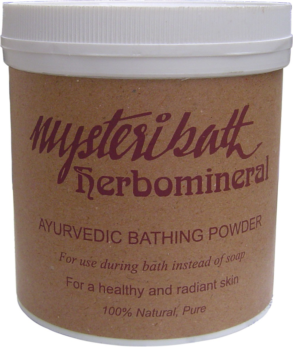 Ayurlabs MYSTERIBATH HERBOMINERAL BATHING POWDER