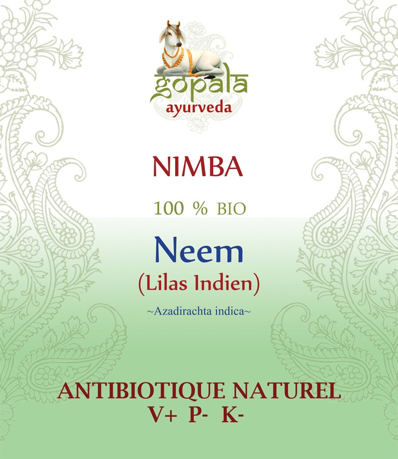 NIMBA (Azadirachta indica) -Neem- BIO Gopala A.