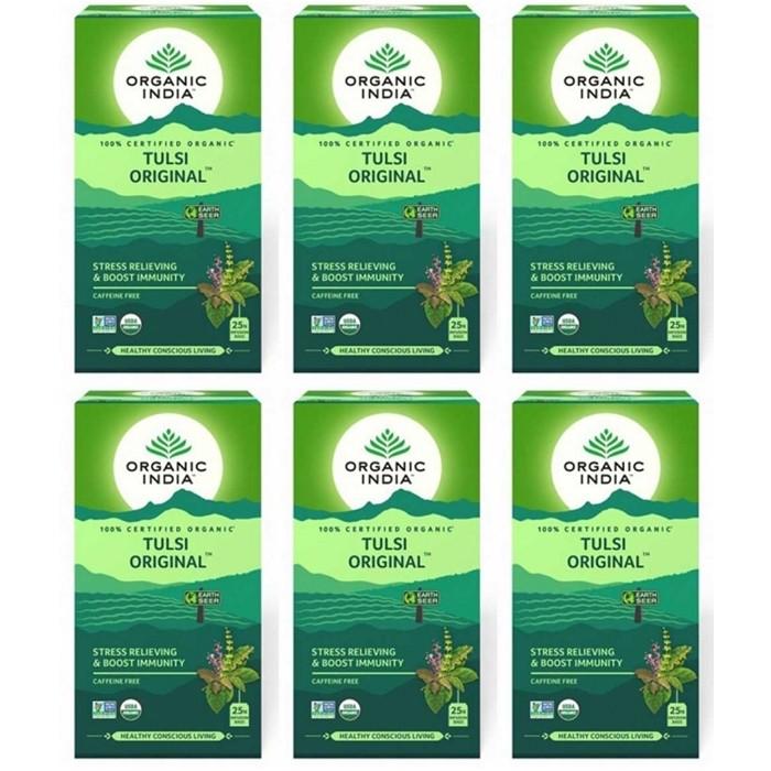 Organic India ORIGINAL TULSI (25 sachets)