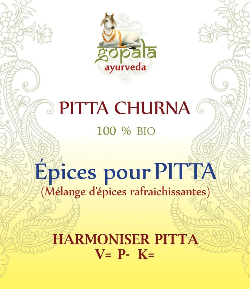 PITTA SPICES (mélange d'épices) BIO Gopala A.