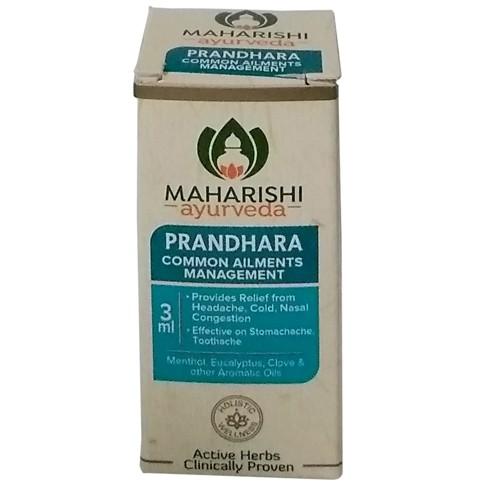 Maharishi Ayurveda Prandhara Oil