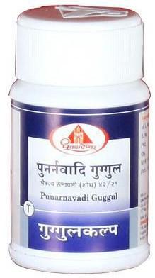 Dhootapapeshwar PUNARNAVADI GUGGUL