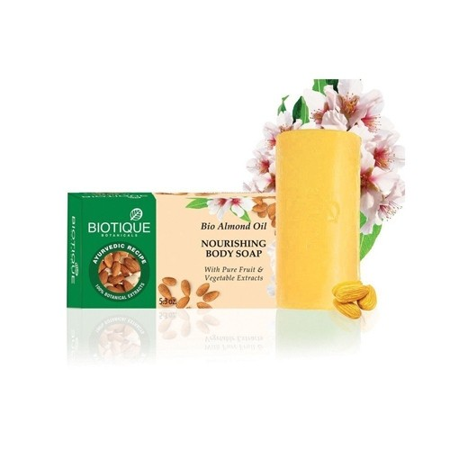 savon Biotique ALMOND OIL SOAP