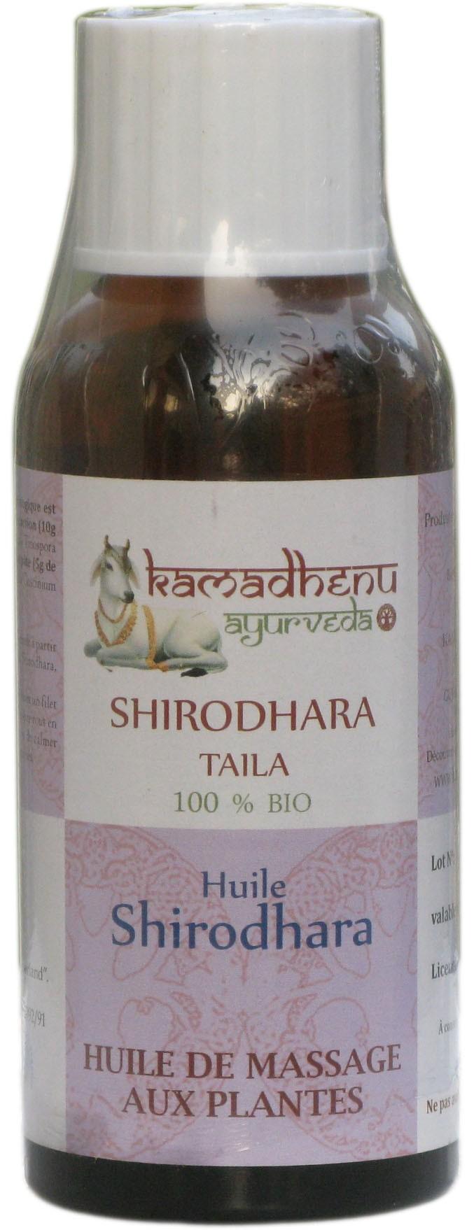 Gopala Ayurveda SHIRODHARA taila BIO