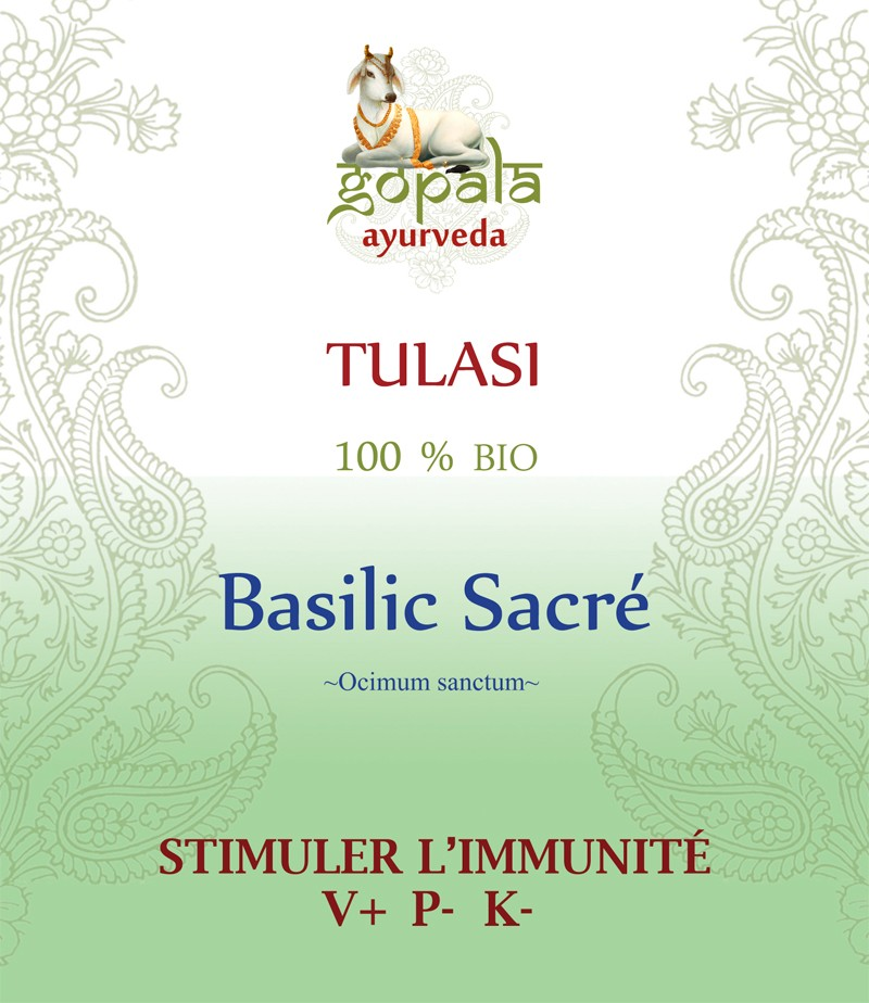 TULASI (Ocimum sanctum) BIO Gopala A.